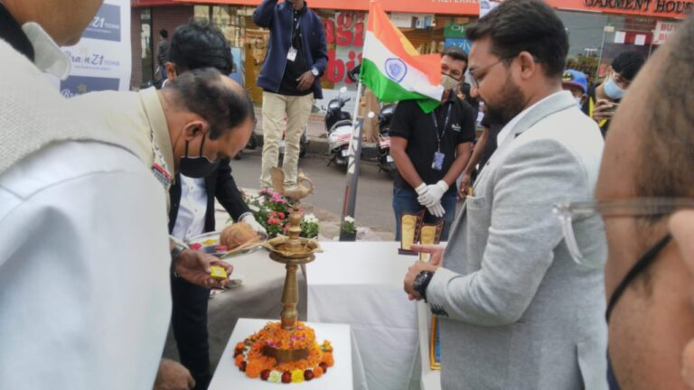 Lighting the Lamps by Bardi Police